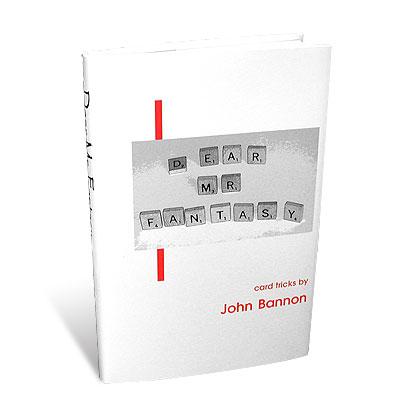 Dear Mister Fantasy book John Bannon