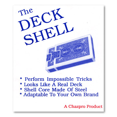 Deck Shell by Chazpro (Blue) - Trick