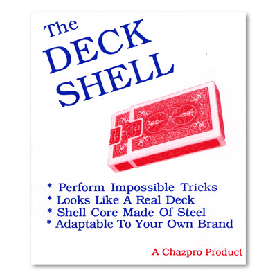 Deck Shell by Chazpro (Red) - Trick