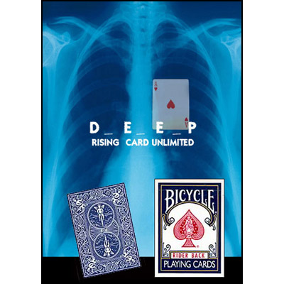 DEEP - Rising Card Unlimited (Blue Bicycle) - Trick