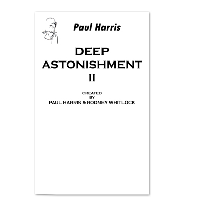 Deep Astonishment #2 by Paul Harris and Rodney Whitlock - Trick