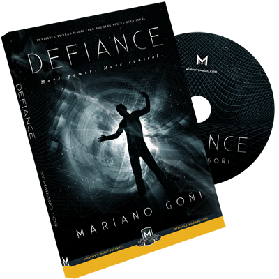 Defiance (DVD & Gimmick) - Mariano Goni