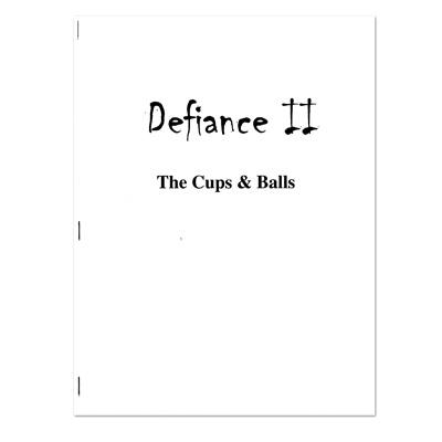 Defiance II Cups & Balls by McClintock - Trick