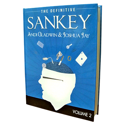Definitive Sankey Volume 2 (Book Only) by Jay Sankey and Vanishing Inc. Magic - Book