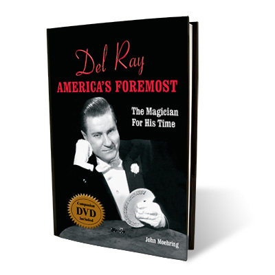Del Ray Book (With DVD) - Libro de Magia