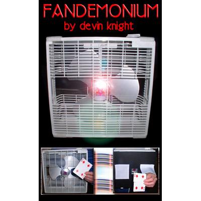Deluxe Fandemonium by Devin Knight - Trick