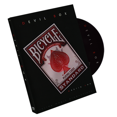 The Devil Box (Red) by Martin Goh (DVD & Gimmick) - Trick