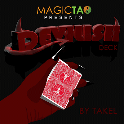 Devilish Deck (Red) by Takel and MagicTao - Trick