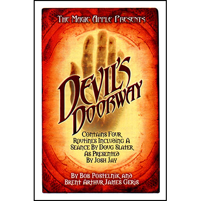 Devil's Doorway by Bob Postelnik and Brent Geris - Trick