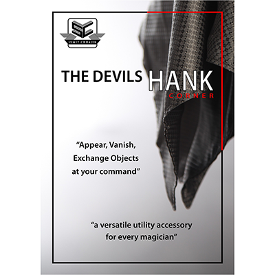 Devil's Hank Pro - Black (corner version) by Sumit chhajer
