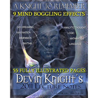 Devin Knight Lecture Notes by Devin Knight - Book
