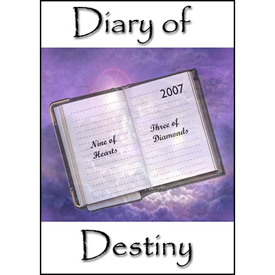 Diary Of Destiny by Benoit Pilon and Christopher Williams - Trick