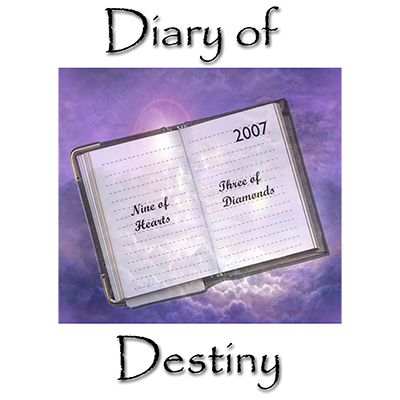 Diary Of Destiny by Benoit Pilon and Christopher Williams