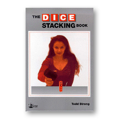 Dice Stacking Book by Todd Strong - Book