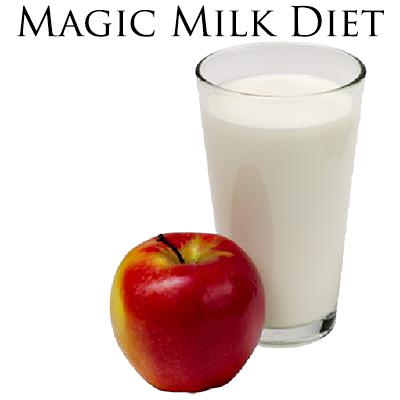 Magic Milk Diet by G Sparks - Trick