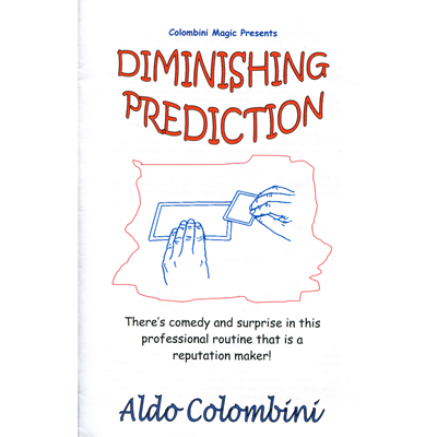 Diminishing Prediction by Wild-Colombini Magic - Trick