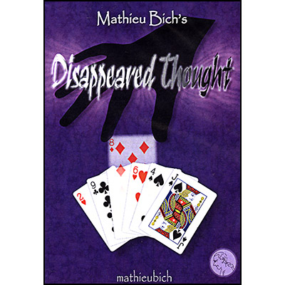 Disappeared Thought by Mathieu Bich - Trick