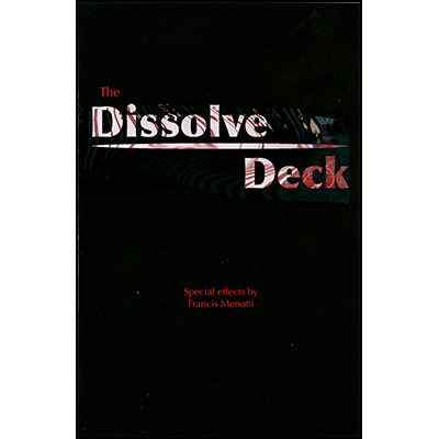 Dissolve Deck by Francis J. Menotti - Trick