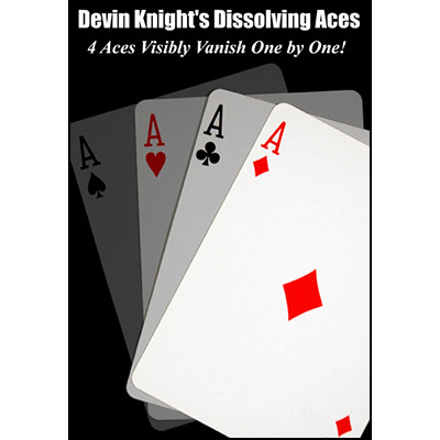Dissolving Aces by Devin Knight - Book
