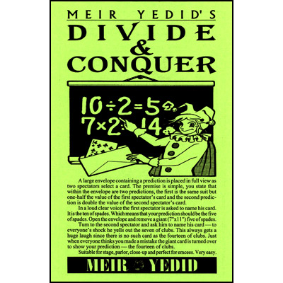 Divided & Conquer by Meir Yedid - Trick