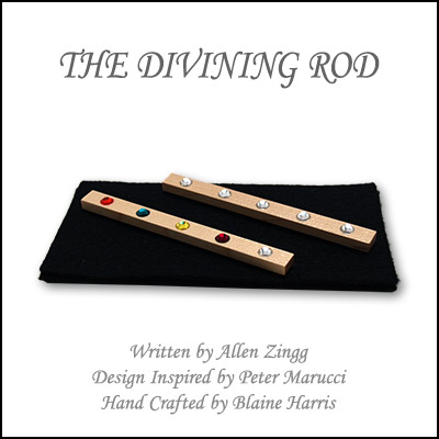 Divining Rod by Allen Zingg and Blaine Harris - Trick