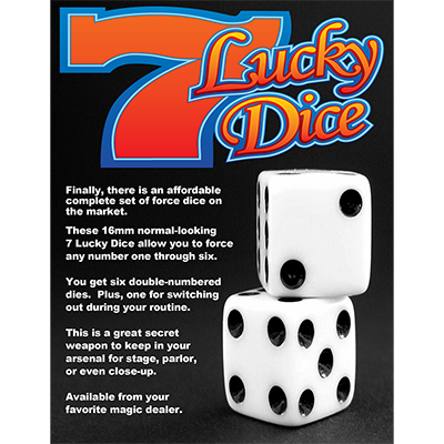 Forcing Dice by Diamond Jim Tyler - Trick
