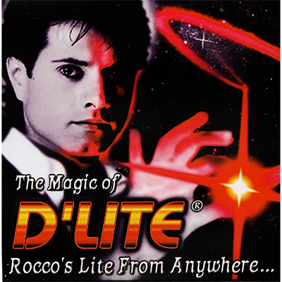D'Lite Junior Red (Single) by Rocco - Trick