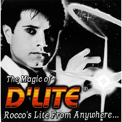 D'Lite White (Pair) by Rocco - Tricks