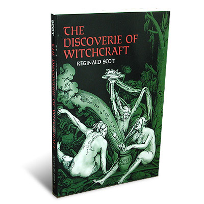 Discoverie of Witchcraft Dover R. Scot