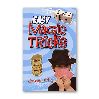 Easy Magic Tricks by Joseph Leeming - Book