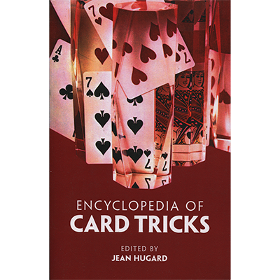 Enciclopedia de Trucos de Magia con Cartas - Dover Publications