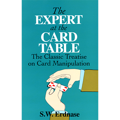 Expert At The Card Table - Dover Erdnase - Libro de Magia