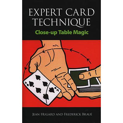 Expert Card Technique - Jean Hugard & Frederick Braue - Libro de Magia