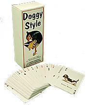 Doggie Style - trick