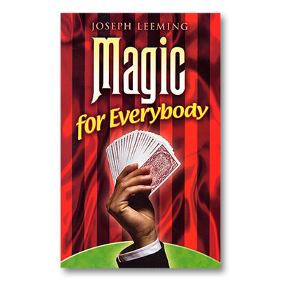 Magic For Everybody by Joseph Leeming - Book