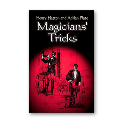 Magicians' Tricks by Dover Hatton & Plate - Book