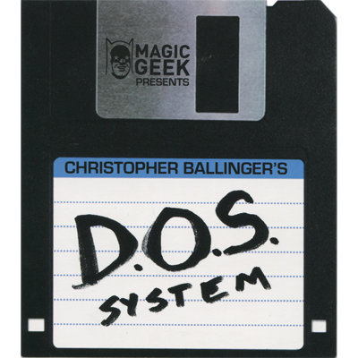 DOS System (Blue) by Chris Ballinger - Trick