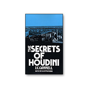 The Secrets of Houdini - J.C. Connell - Libro de Magia