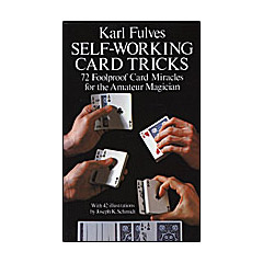 Self Working Card Tricks - Karl Fulves - Libro de Magia
