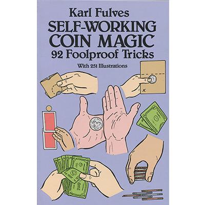 Self Working Coin Magic - Karl Fulves - Libro de Magia