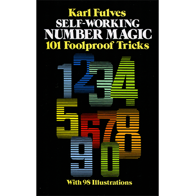 Self Working Number Magic - Karl Fulves - Libro de Magia
