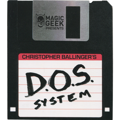 DOS System (Red) by Chris Ballinger - Trick