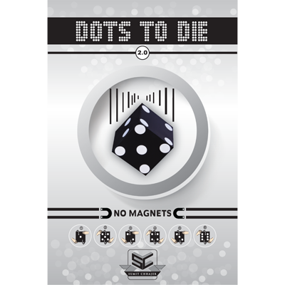 Dots to Die 2.0 (Black) by Sumit Chhajer - Trick