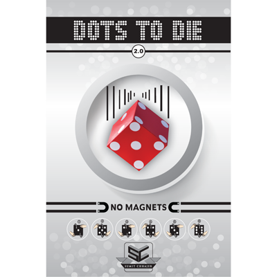 Dots to Die 2.0 (Red) by Sumit Chhajer - Trick