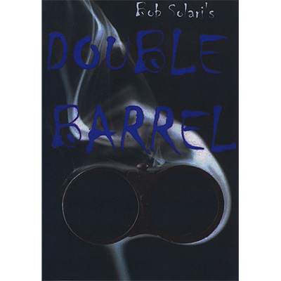 Double Barrel (Blue) by Bob Solari - Trick