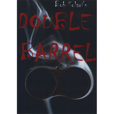Double Barrel (Red) by Bob Solari - Trick
