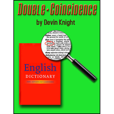 Double Coincidence by Devin Knight and Al Mann - Trick