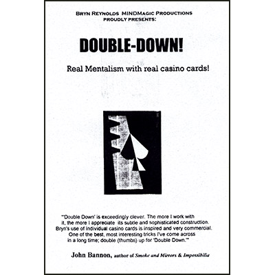 Double Down by Bryn Reynolds - Trick