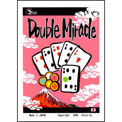 Double Miracle by Kreis Magic - Trick