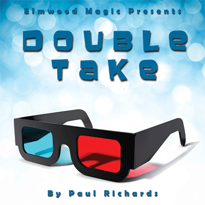 Double Take (Blue) by Paul Richards - Trick